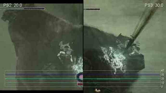 Shadow of the Colossus - PS2/PS3Gameplay-Performance