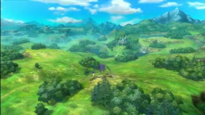 Ni no Kuni: The Another World - Trailer