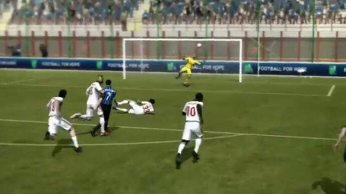FIFA 12 football clubs trailer