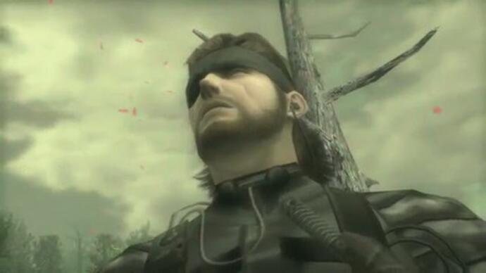 Metal Gear Solid HD Collection trailer