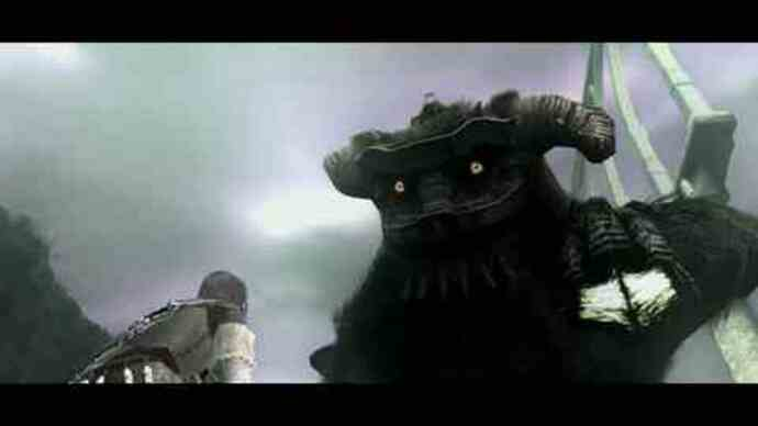 Shadow Of The Colossus HDtrailer