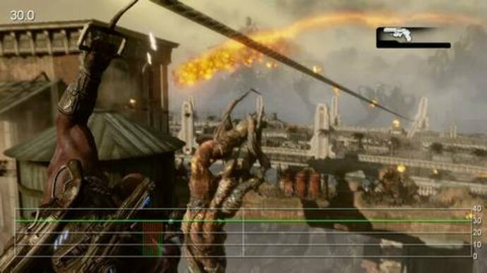 Gears of War 3 Performance Analysis Video