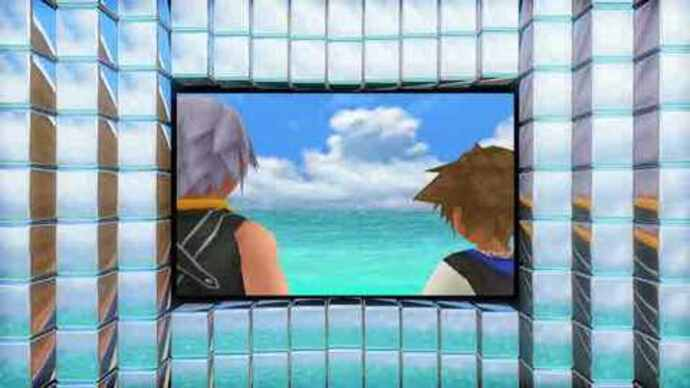 Kingdom Hearts 3D: DDD trailer