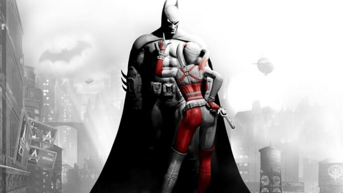 Batman: Arkham City - Joker-Trailer