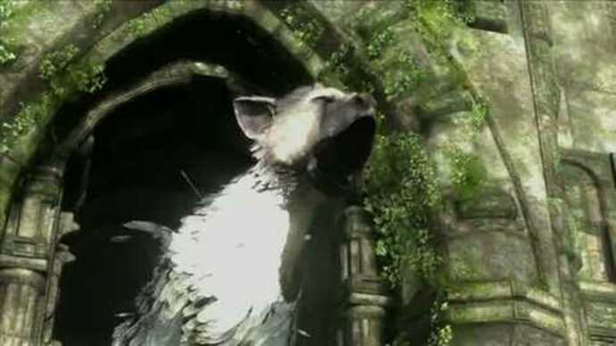 Ico & Shadow of the Colossus trailer