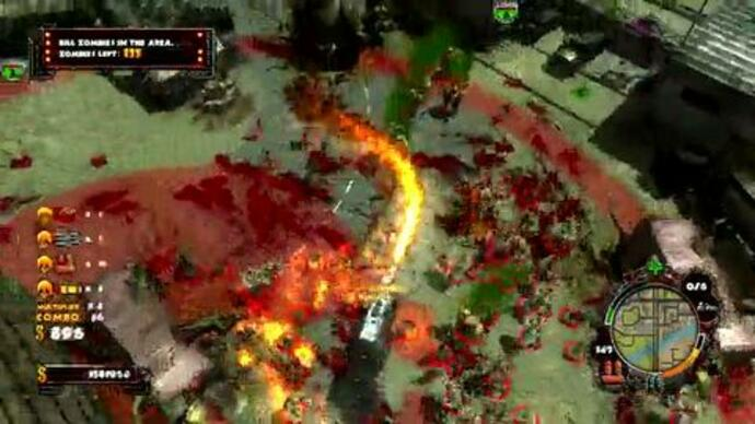 Zombie Driver HD PS3trailer