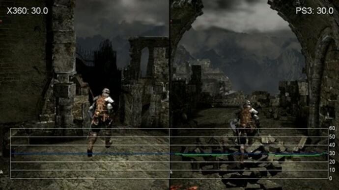 Dark Souls PS3/360 Performance Analysis #2 Video