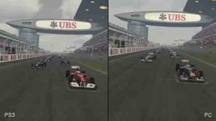 F1 2011 PS3/PC Face-OffVideo