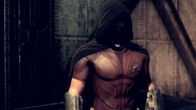 Batman: Arkham City - Robin-Trailer