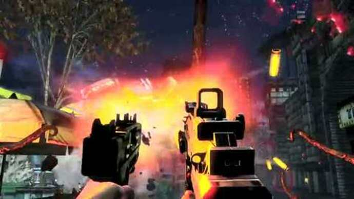 Darkness 2 trailer shows its black hole