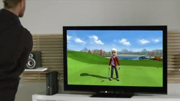 Kinect Sports Season 2 TV trailer