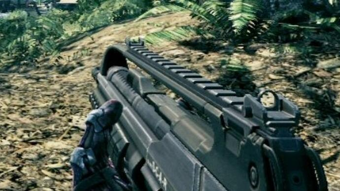 Crysis 360/PS3 Face-OffVideo