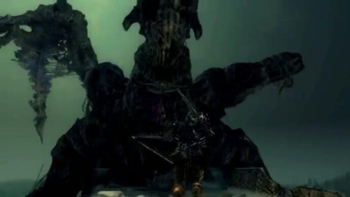 Dark Souls gets a hardcore trailer