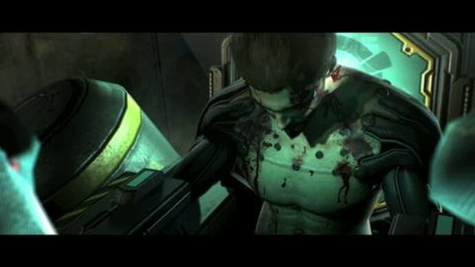 Deus Ex: HR Missing Link DLC trailer