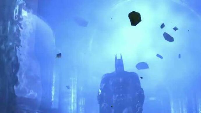 Batman: Arkham City - NVIDIA-Trailer