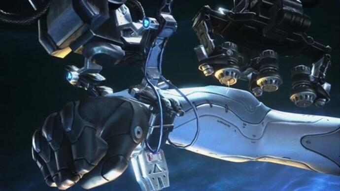 SC2: Heart of the Swarm BlizzCon trailer
