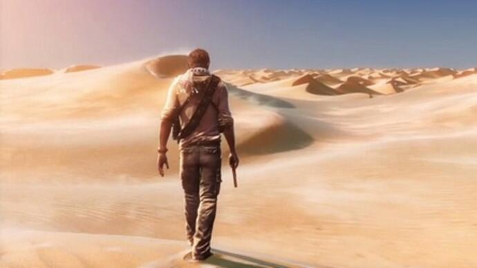 Uncharted 3 - Launch-Trailer