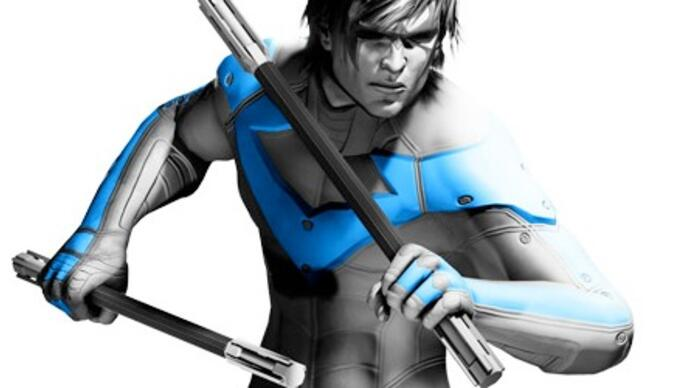 Batman: Arkham City - Nightwing-Trailer
