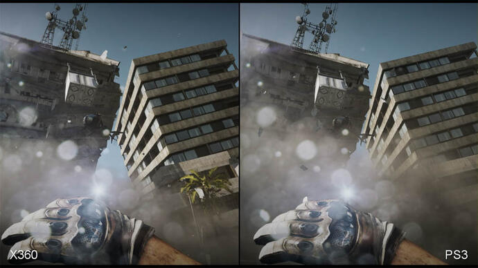 Battlefield 3: Xbox 360 vs. PS3 Face-Off Video