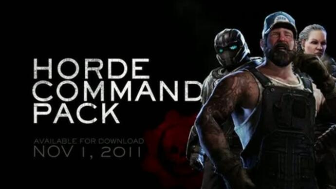 Gears of War 3: Horde Command Pack - Trailer