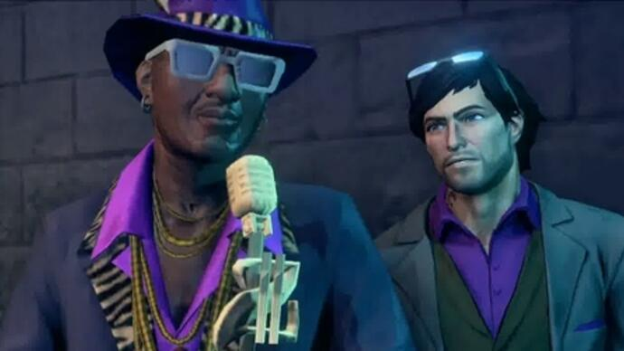 Saints Row: The Third - Launch-Trailer