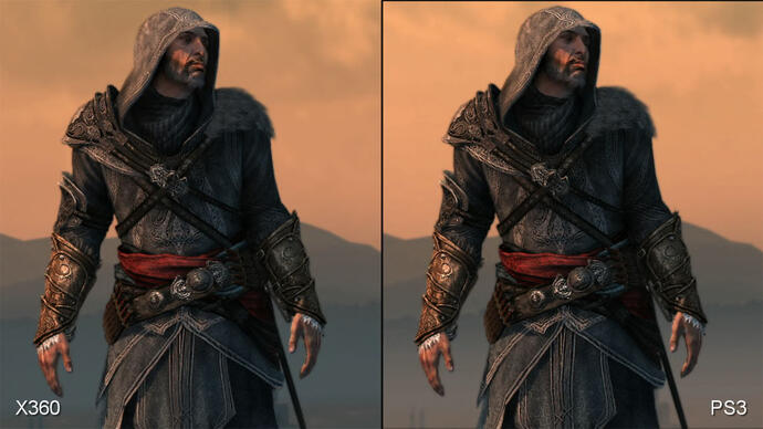 Assassin's Creed: Revelations PS3/Xbox 360 Face-Off Video