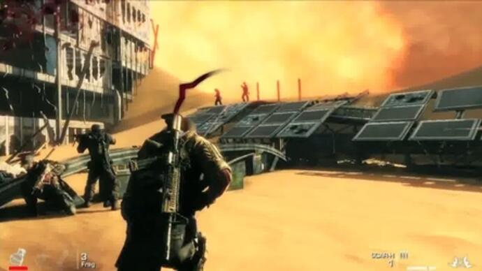 Spec Ops: The Line - Gameplay