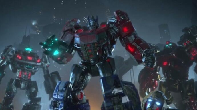 Teaser trailer Transformers Fall OfCybertron