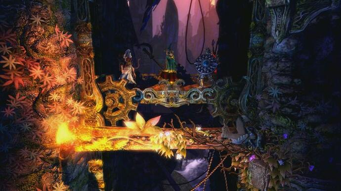 Beautiful Trine 2 launch trailer lands