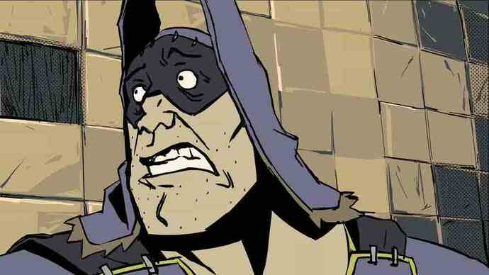 Animated Gotham City Imposters trailer