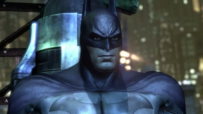 Batman: Arkham City - NVIDIA-Tech-Trailer