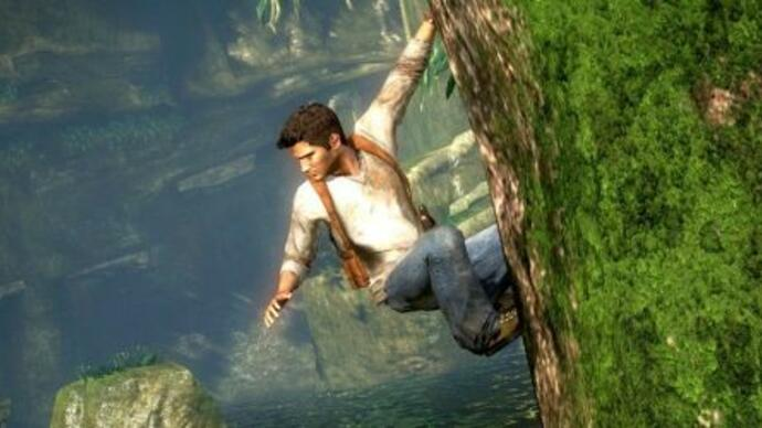 Uncharted Golden Abyss - 15 min gameplay