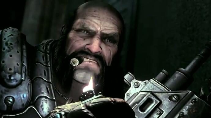 Gears of War 3: Raam's Shadow trailer