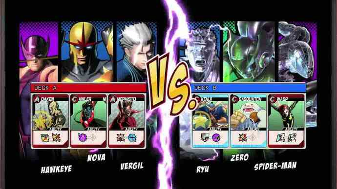 Ultimate Marvel vs Capcom 3 DLC trailer
