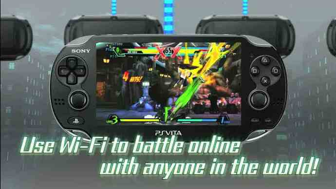 Ultimate Marvel vs. Capcom 3 Vita features trailer