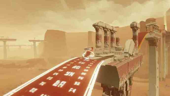 Journey's music trailer gets orchestral