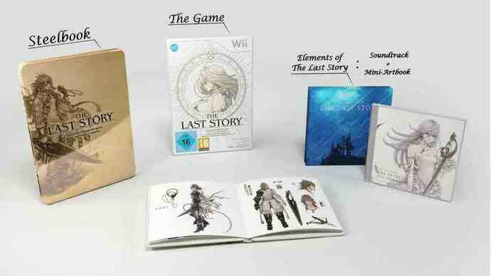 The Last Story: Limited Editiontrailer