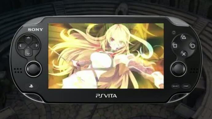 5 minutes of Tales of Innocence R gameplayfootage
