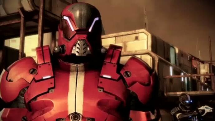 Mass Effect 3 -Special-Forces-Trailer