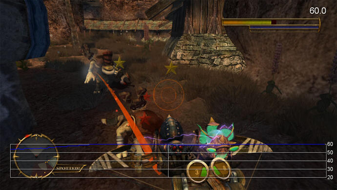 Stranger's Wrath HD PS3 Performance Analysis Video