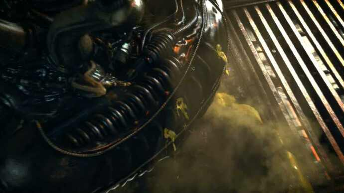 Aliens: Colonial Marines cinematic trailer