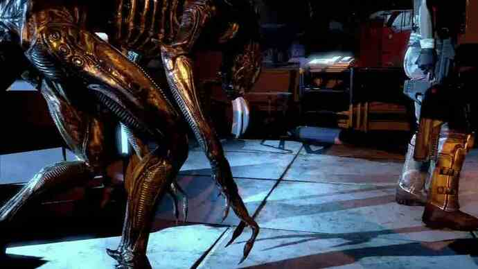 Aliens: Colonial Marines trailer shows gameplay glimpses