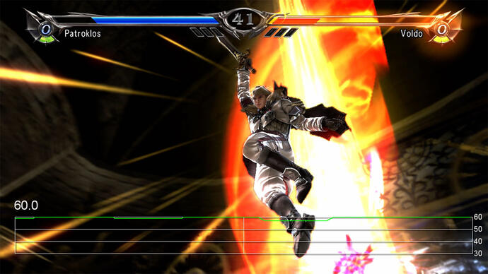 SoulCalibur 5 Xbox 360 Performance Analysis Video