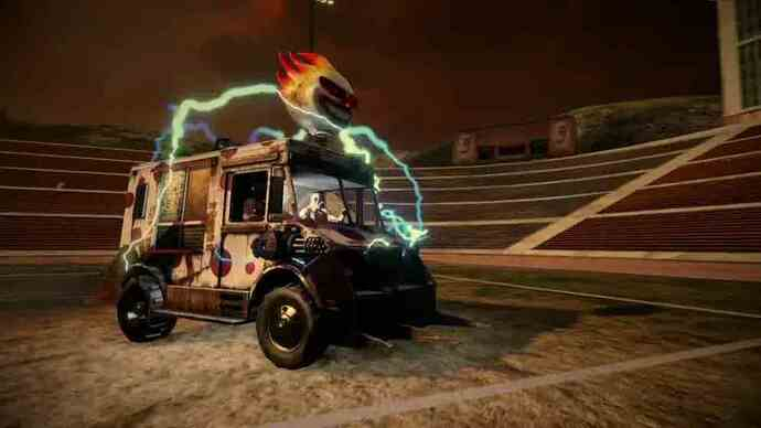 Twisted Metal trailer detailsweaponry