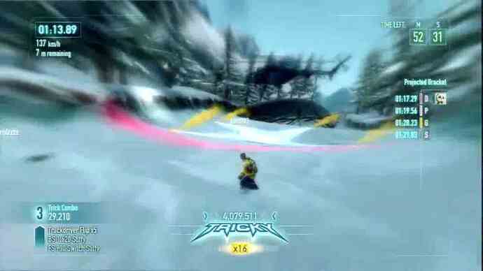 SSX gameplay trailer conquers New Zealand