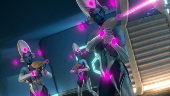 Saints Row: The Third - Gangstas in Space - Launch-Trailer