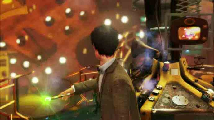 Doctor Who: The Eternity Clock gameplay trailer