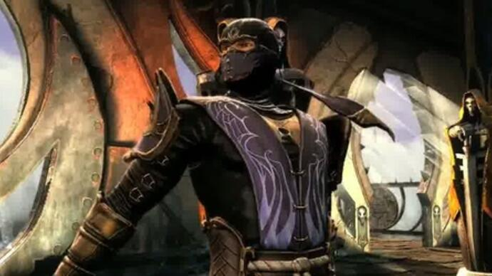 Mortal Kombat Komplete Edition trailer