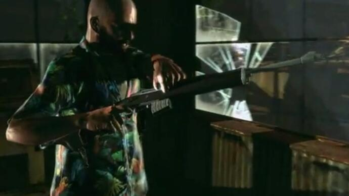 Max Payne 3 trailer showcases the Mini 30 rifle