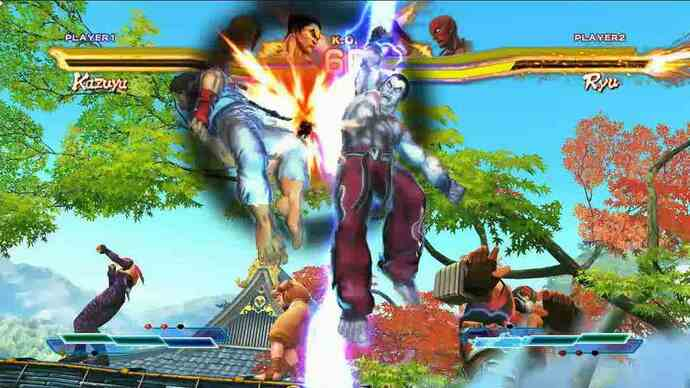 Street Fighter x Tekken trailer gets Addictive TV remix